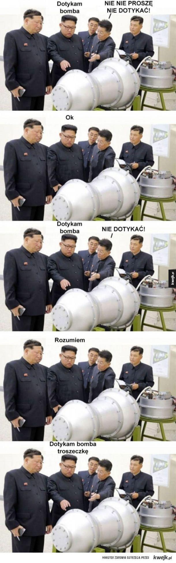 Dotykam Bomba