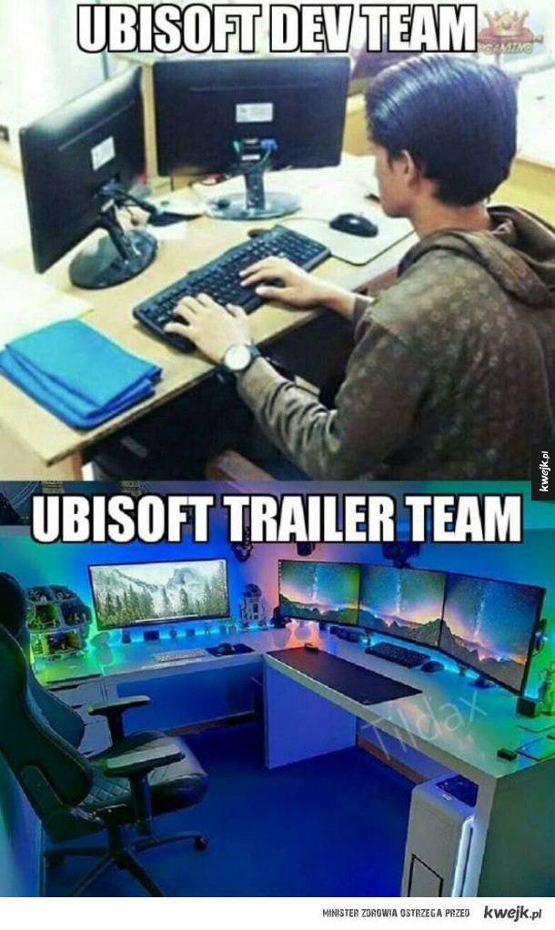 Ubisoft w pigułce