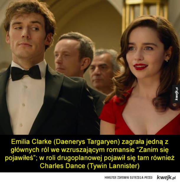 """Aktorzy z """"Gry o Tron"""" w innych rolach"""
