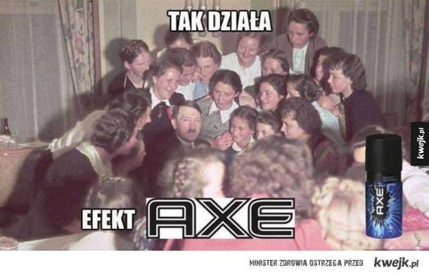 Tak działa AXE