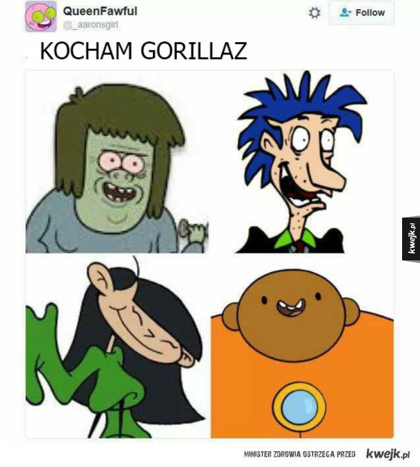 Gorillaz super kapela