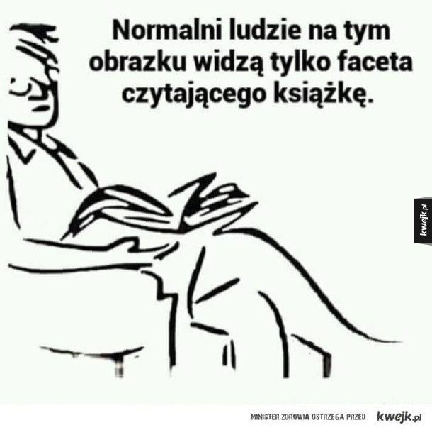 A ty jesteś normalny