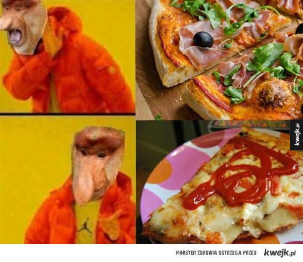 Jedyna prawilna pizza