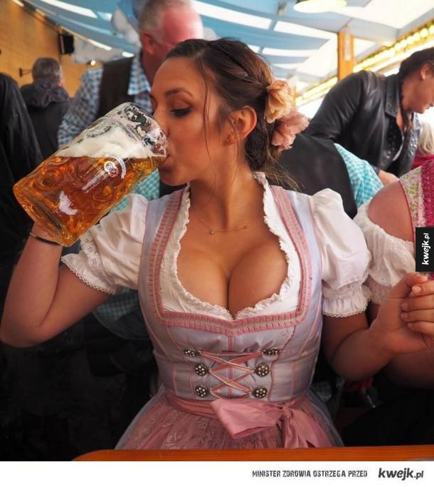 Oktoberfest czyli Piwo, Kobiety i śpiew!