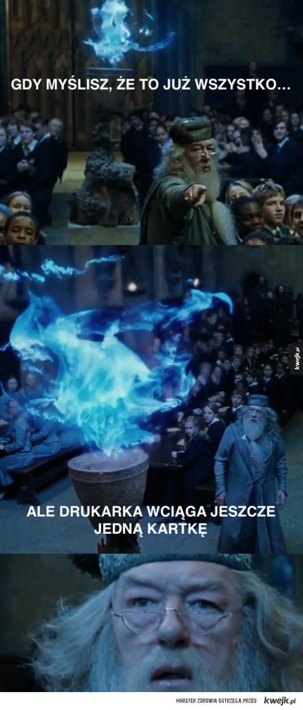 Czara ognia