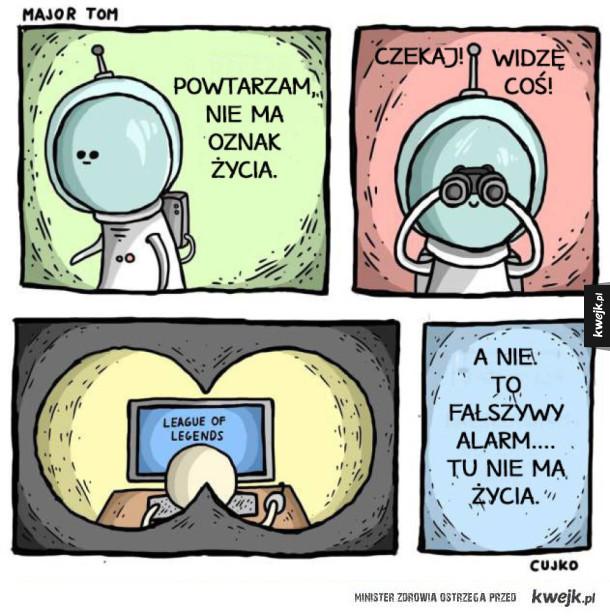 Komiksy ze szczyptą gorzkiej prawdy od CujkoComics