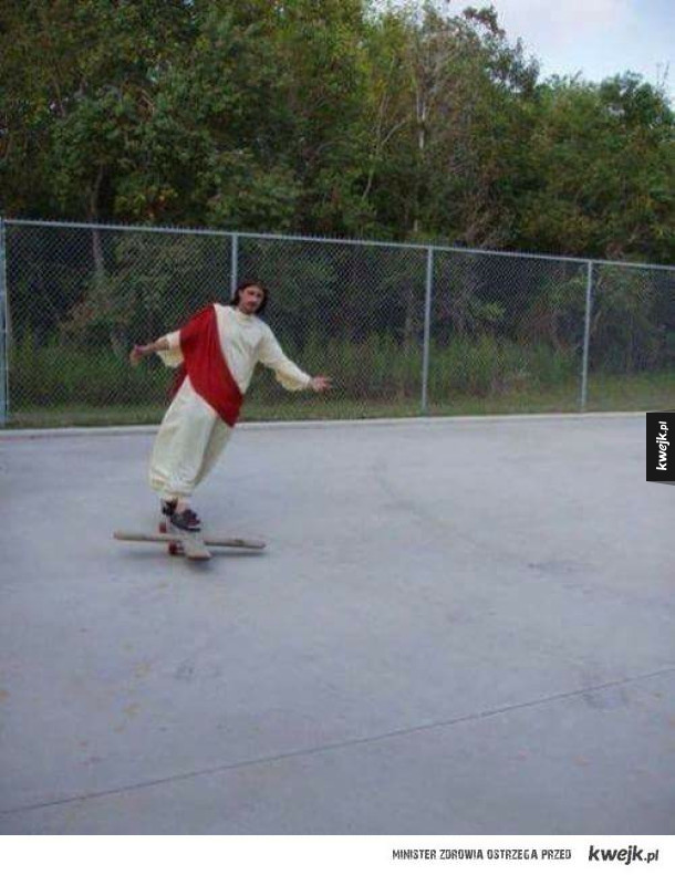 jesus christ pro skater