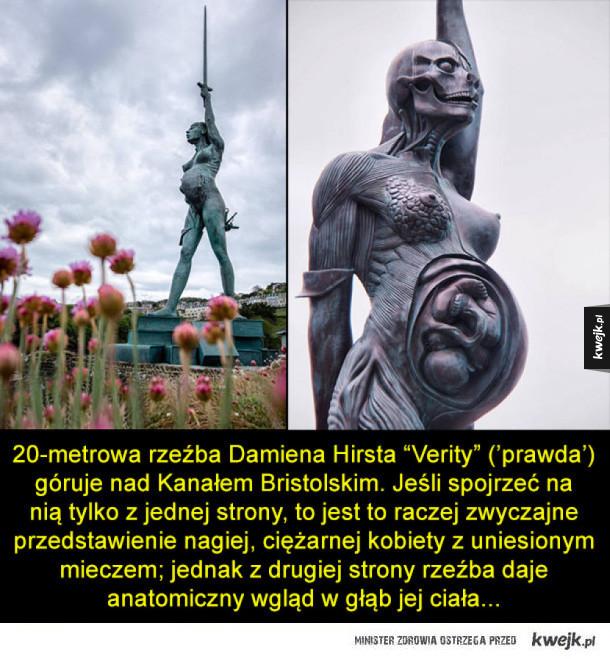 Najbardziej niepokojące rzeźby świata