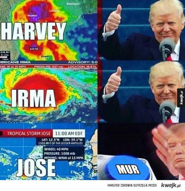 Jose nie wchodzi