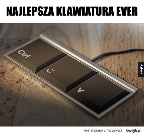Najlepsza klawiatura