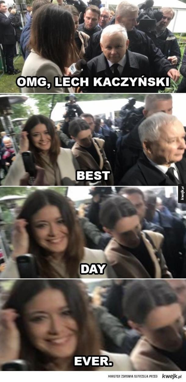 Najlepszy dzień ever