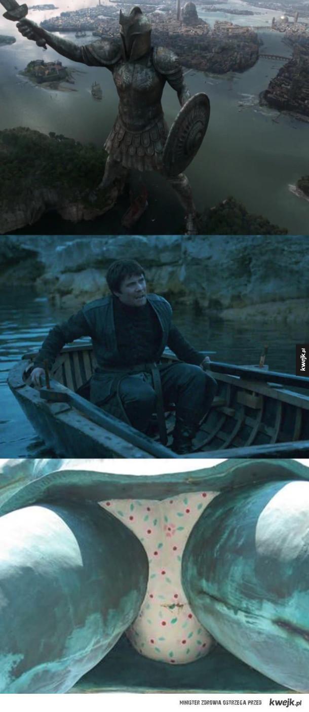 Gendry widział zbyt wiele