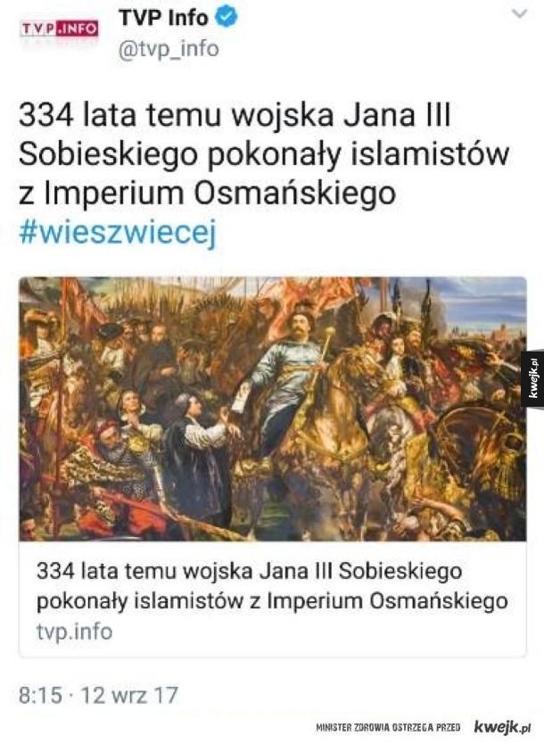 To jak to było? Turcy czy Islamiści?