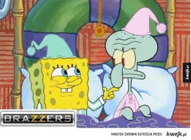 Sekretne życie Spongeboba