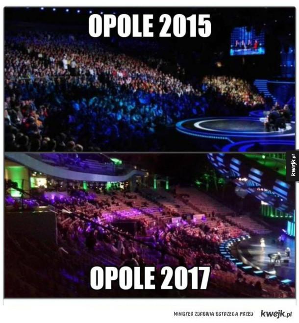 Festiwal w Opolu się zmienił