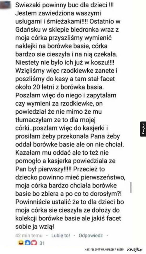Borówka Basia
