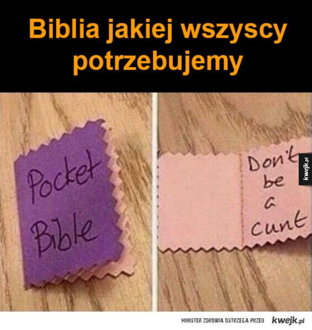 najlepsza biblia