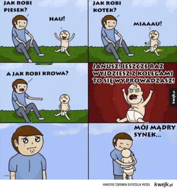 Mądre dziecko