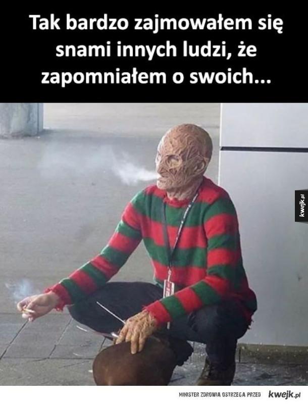 Rozterki Freddy'ego
