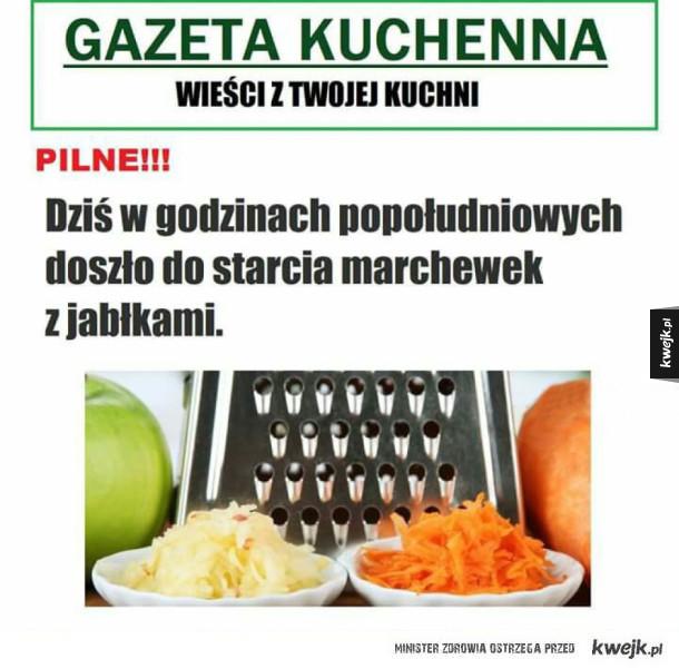 Gazeta kuchenna