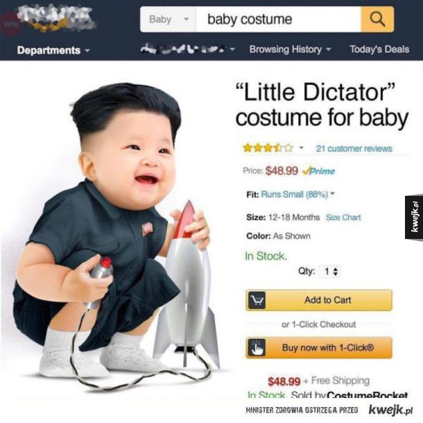 Przebranko dla dziecka
