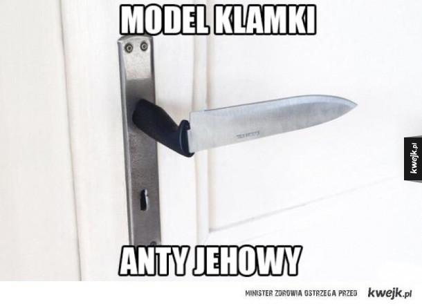 Model klamki