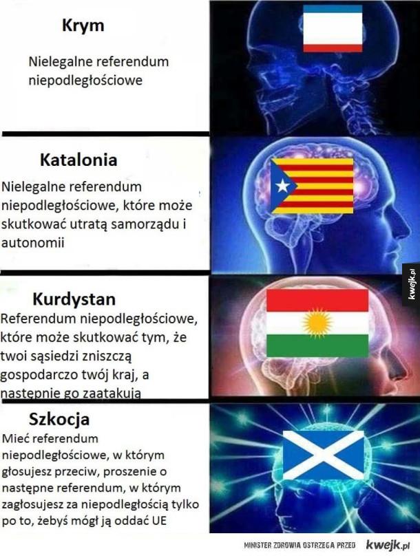 O referendach słów kilka