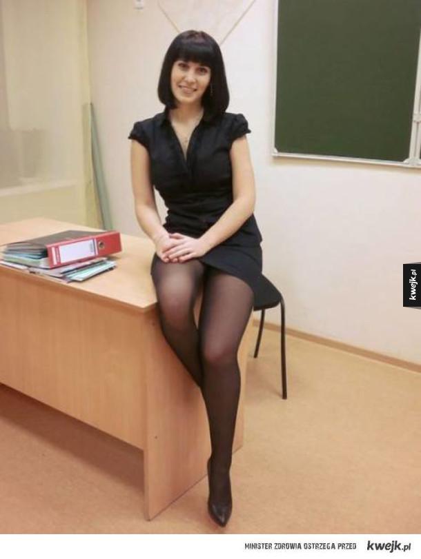 Nauczycielki w Rosji