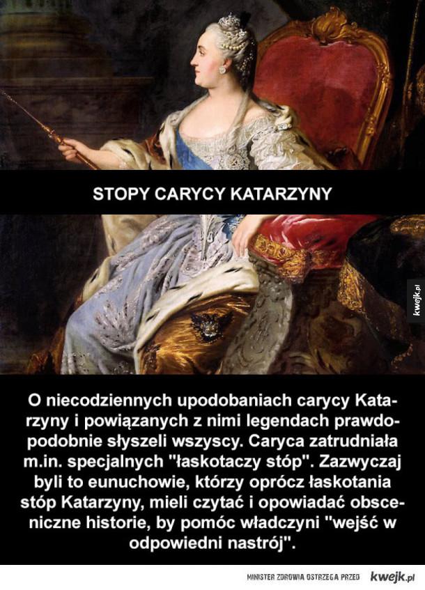 Historyczne ciekawostki bez cenzury