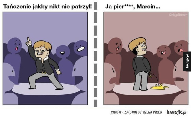 Pijany vs naje**ny - 6 różnic