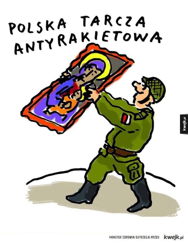 Polska tarcza