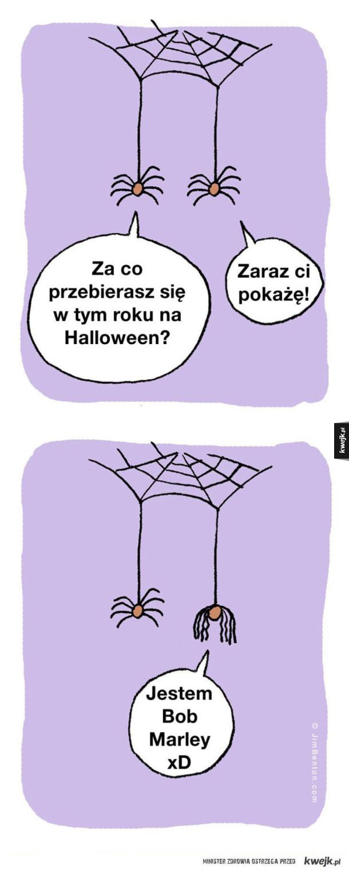 Za co się przebierasz na Halloween?
