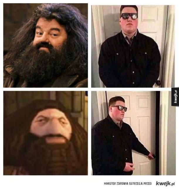 Liczy się tylko jeden Hagrid