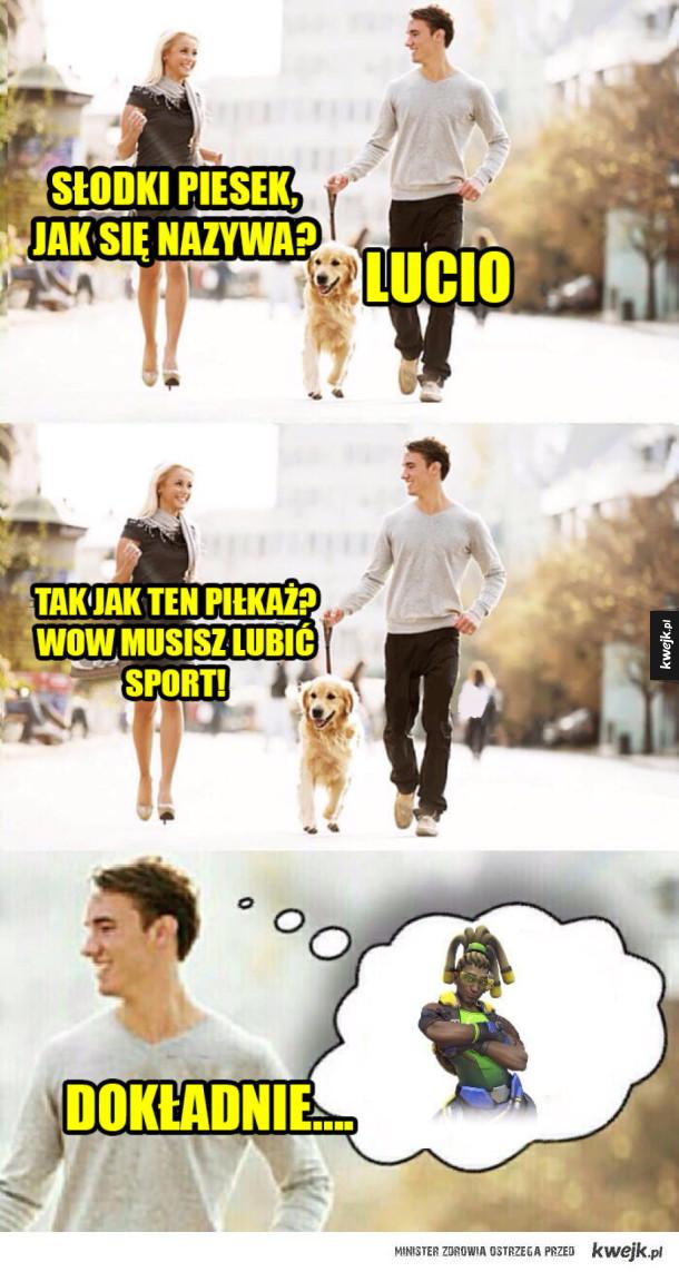 Lucio 'oh!