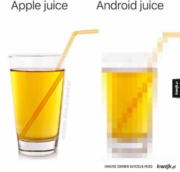 Taki wygląd androida xD