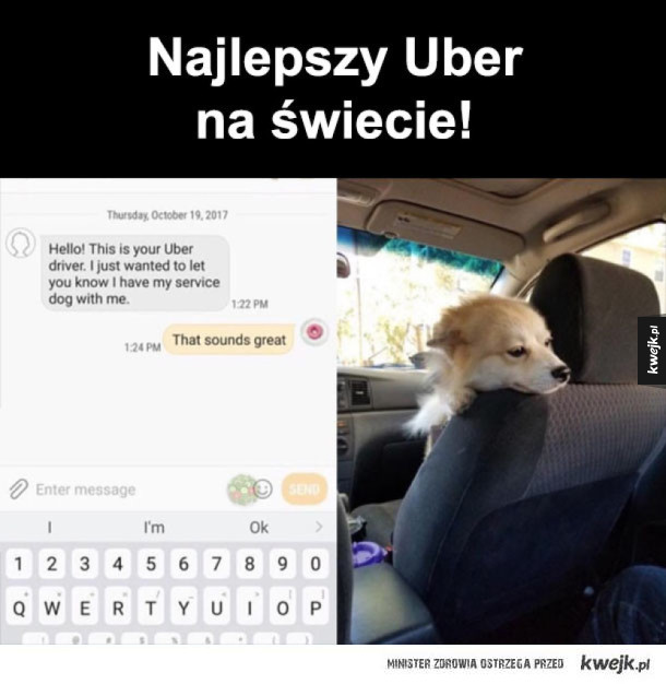 Najlepszy Uber