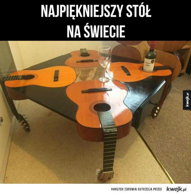 Super stół