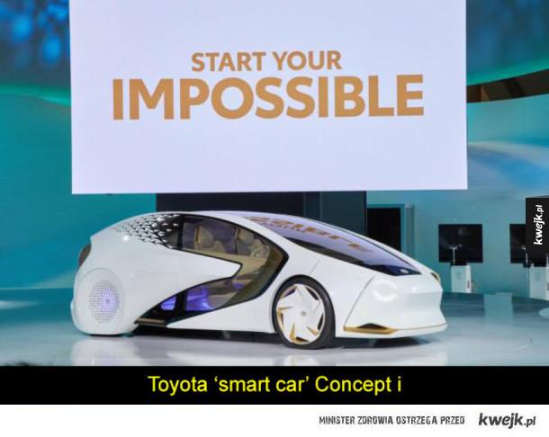 Samochody zaprezentowane podczas Tokyo Motor Show 2017