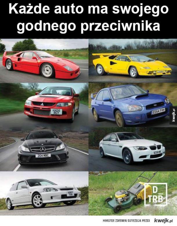 Każde auto