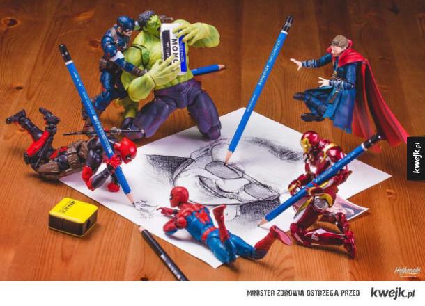 Hot Kenobi i figurki w akcji