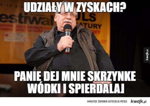 Pan Sapkowski