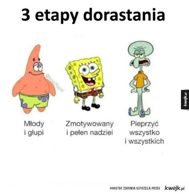 3 etapy