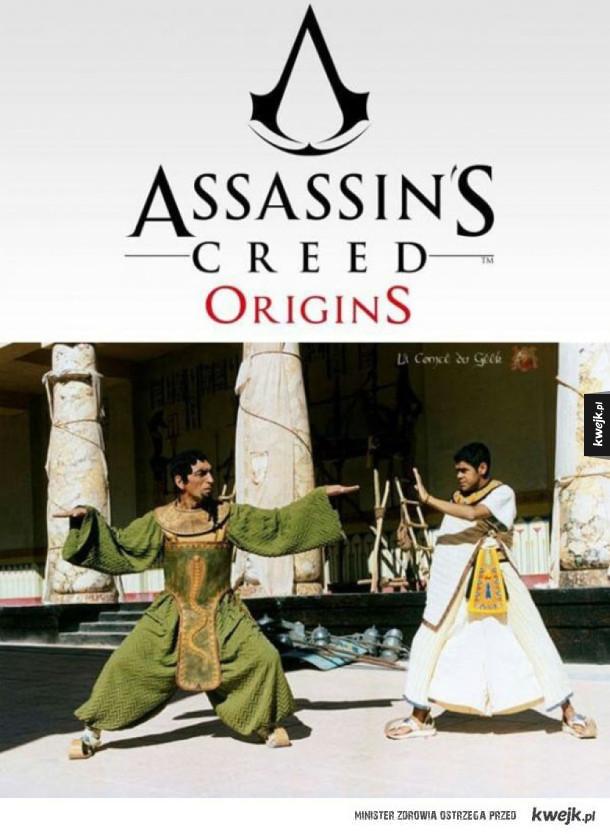 Nowy Assassin's Creed wygląda naprawdę dobrze