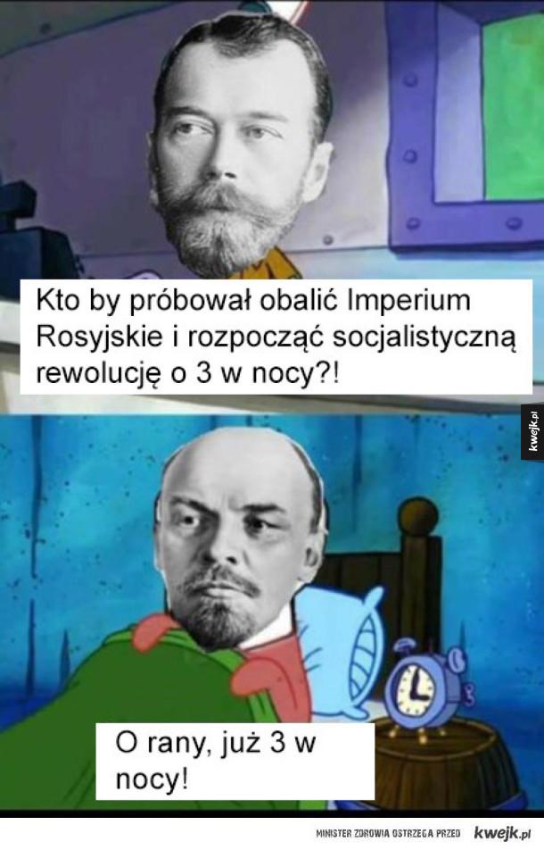 Porcja historycznych memów