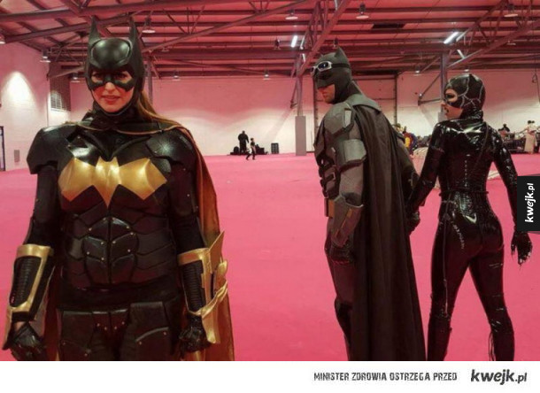 Co ten Batman?