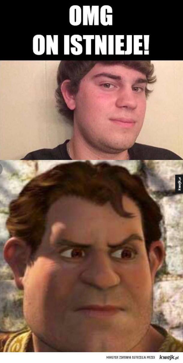 Shrek istnieje!