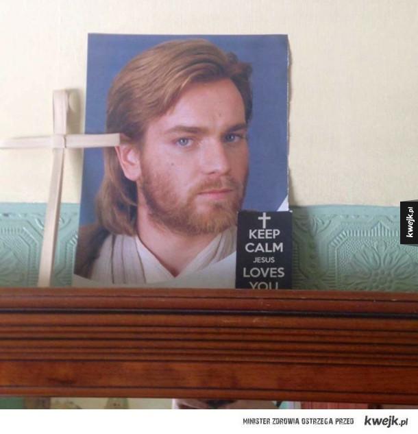 Jezus jak malowany