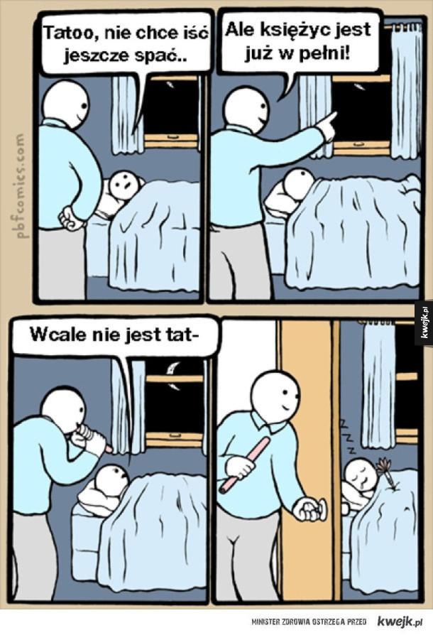 Jak szybko i skutecznie uśpić dziecko