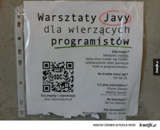 Witamy na Polskiej uczelni