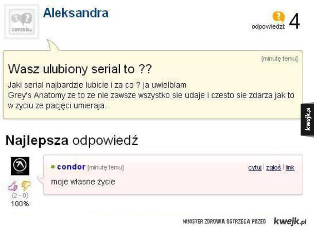 Mistrzowskie odpowiedzi na najgłupsze problemy polskich internautów